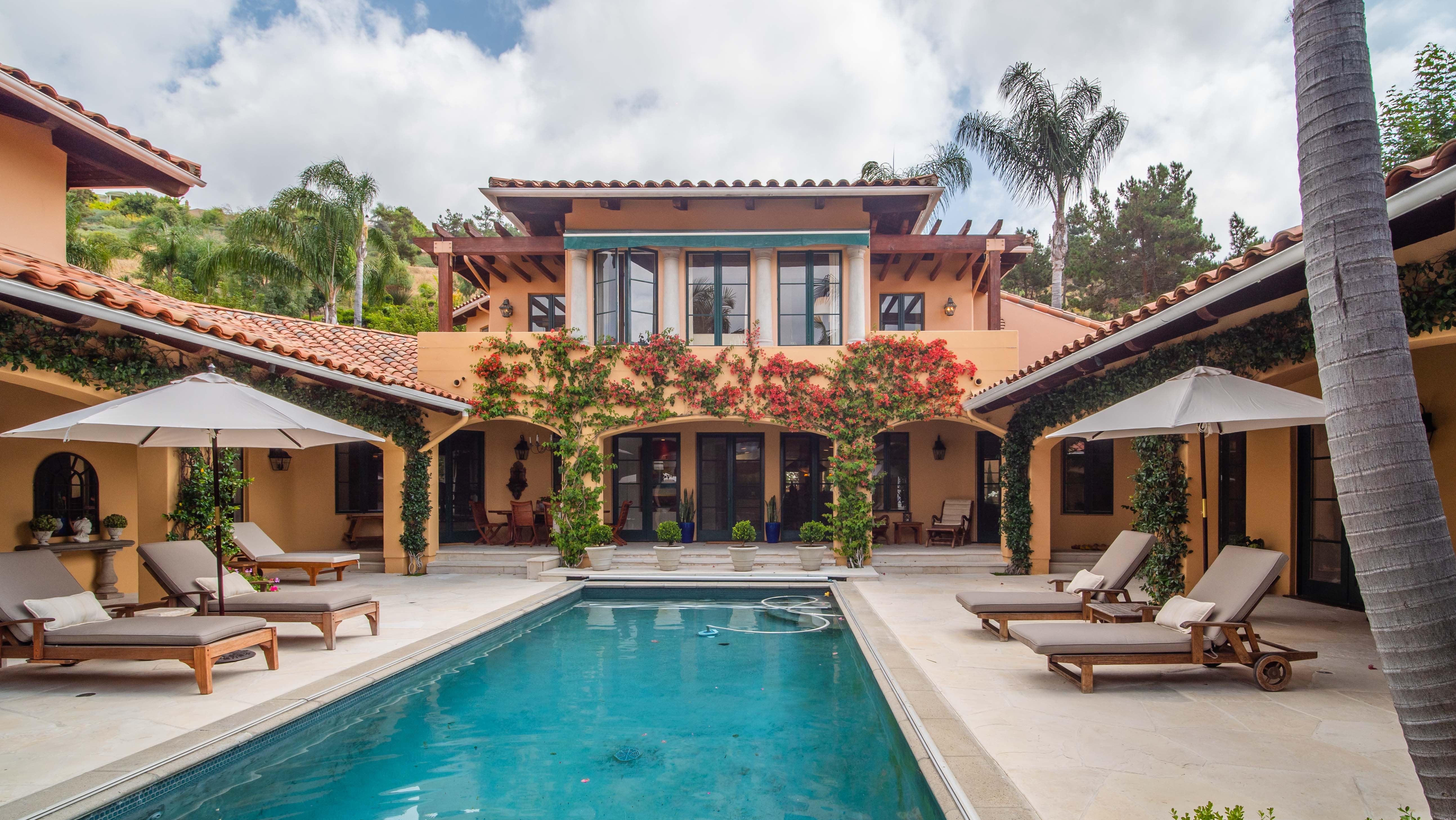 Ray Liotta's former Pacific Palisades Estate